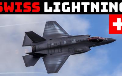 Switzerland Chooses the F-35
